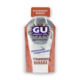 GU Energy Gel Stawberry Banana