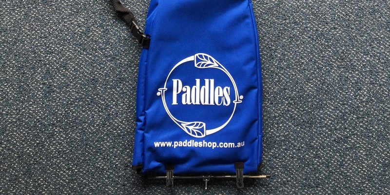 Outrigging Deluxe Paddle Bag