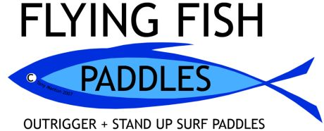 Flying Fish Paddle