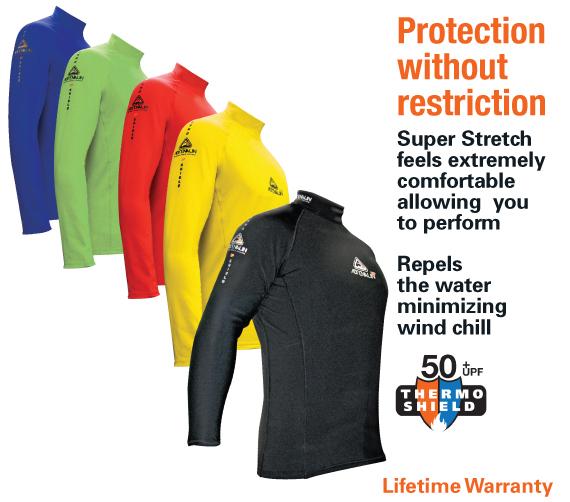 Adrenalin Long Sleeve Thermo Shirt