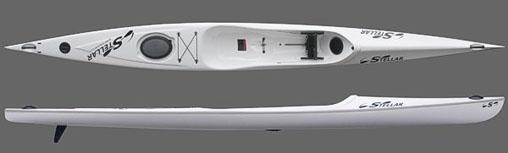 Stellar 18 Surf Ski – S18S