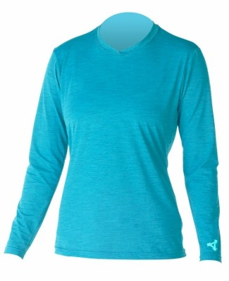 Paddles Xcel Lana Long Sleeve Ventx Top – Jade