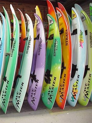 Wave Skis