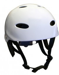 Shark Skin Helmet
