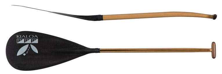 Teva Hoe Hybrid Double Bend Paddle Pic SW