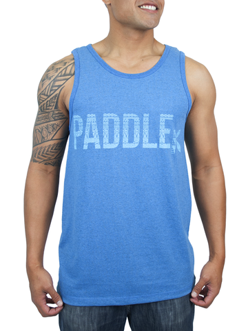 Paddle Tank Pacificblue Large