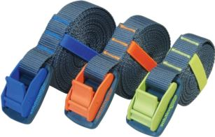 Bomber Tie Downs 3m (2 Straps)