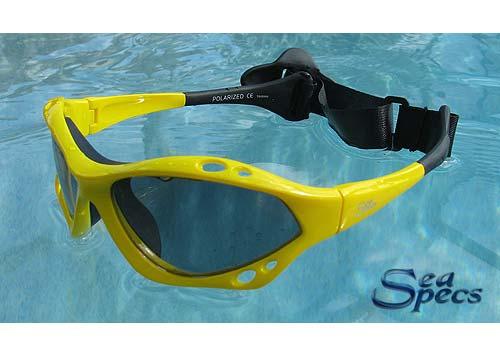 Sea Specs Classic Yellow Soleil