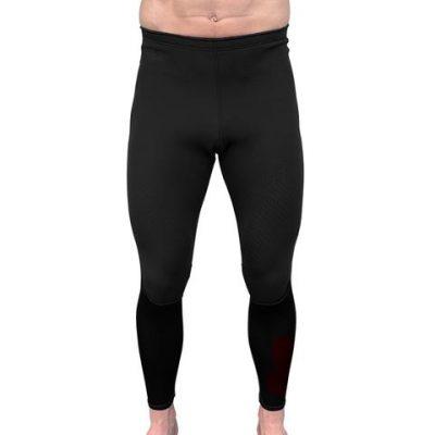 Vaikobi V-Cold Flex Long Paddle Pants – Stealth Black – Unisex