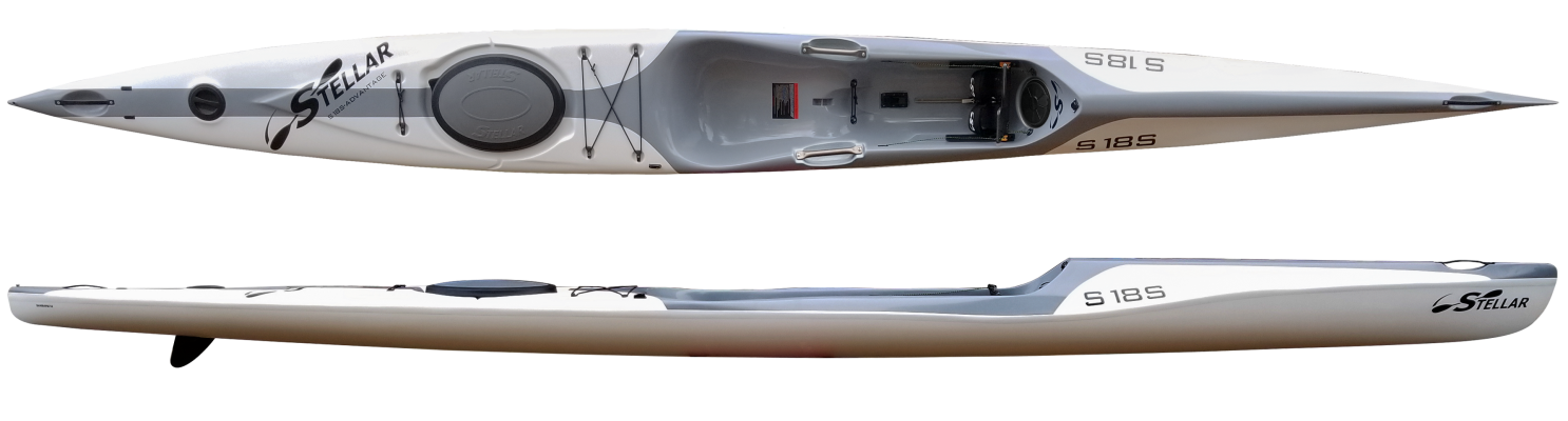 Stellar 18 Surf Ski – S18S Expedition