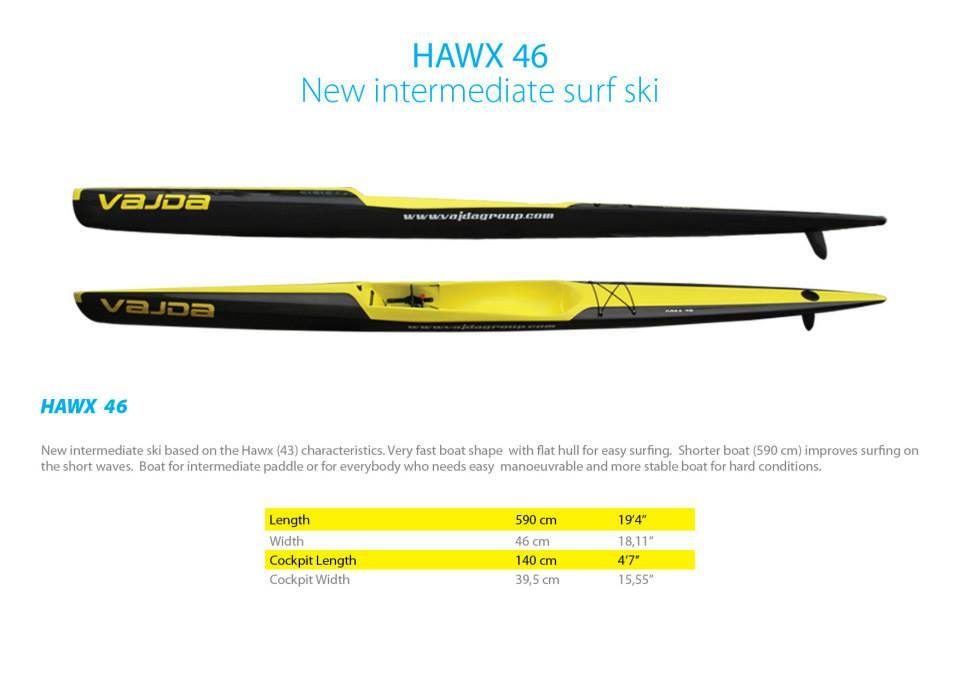 Vajda HAWX 46