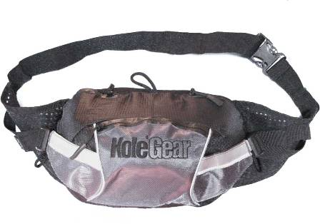KoleGear Waistpack Pressurized Hydration System