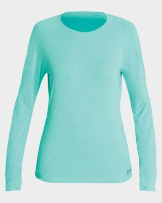 Women's Xcel Heathered Shirts – LS