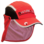 Shark Skin Performance Cap