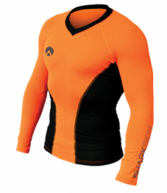 Shark Skin Performance Long Sleeve Top