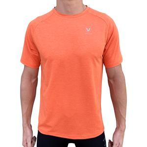 Vaikobi Mens UV Tech Tee – Orange