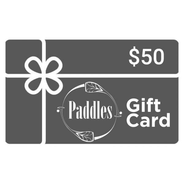 Paddleshop Gift Card