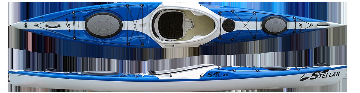 Stellar S14 Touring Kayak Gen 2