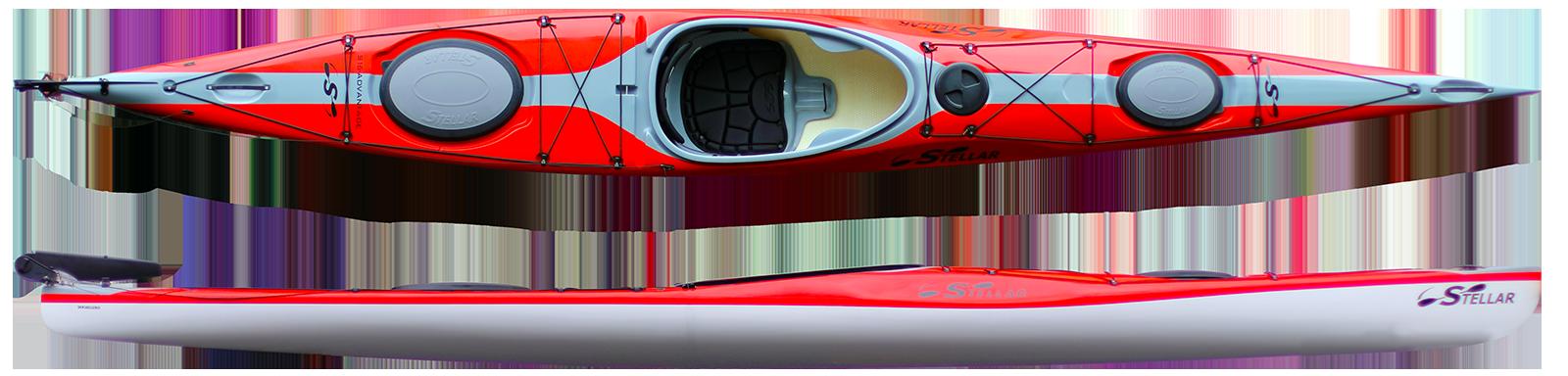 Stellar S16 Touring Kayak