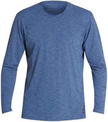 Xcel Men's Ventx LS Cascade Blue
