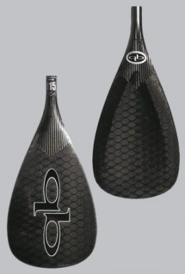 Ono Ava 115 All Carbon Double Bend Outrigger Paddle